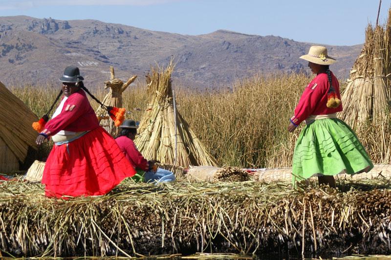 lago titicaca viaggio perù tuttaltromondo